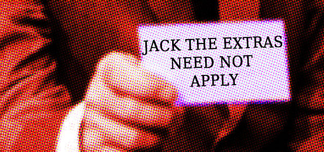 Quiz: Jack The Extras Need Not Apply