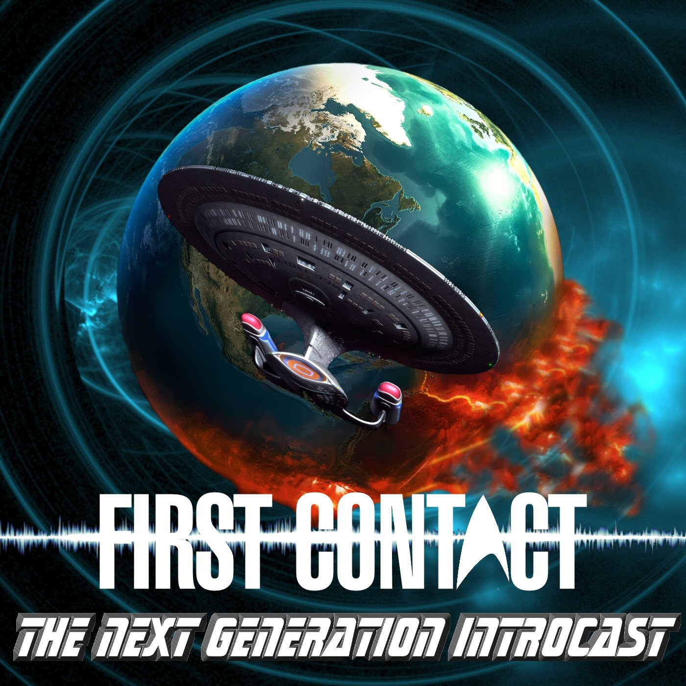 First Contact The Next Generation Introcast