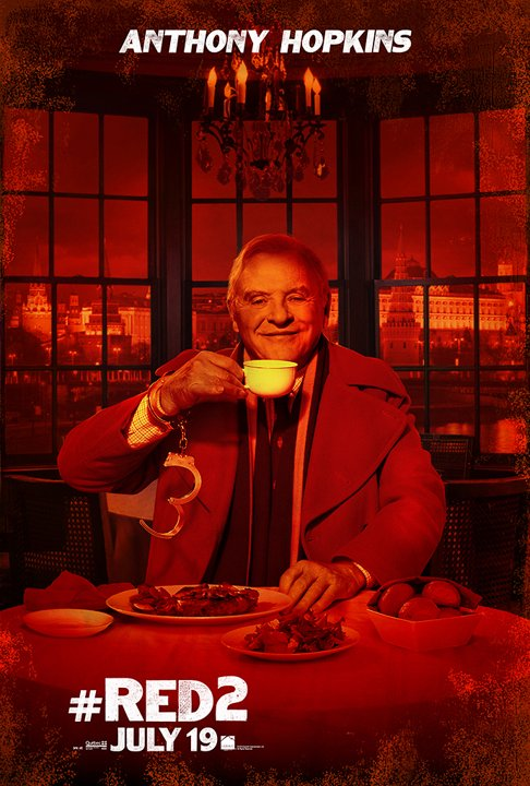 Red 2 Anthony Hopkins