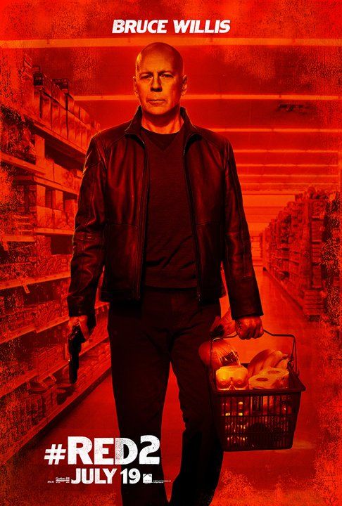 Red 2 Bruce Willis
