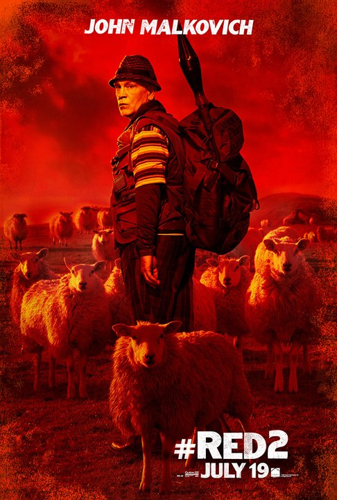 Red 2 John Malkovich