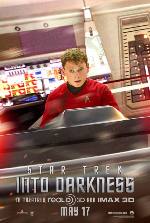 Star Trek Into Darkness Chekov