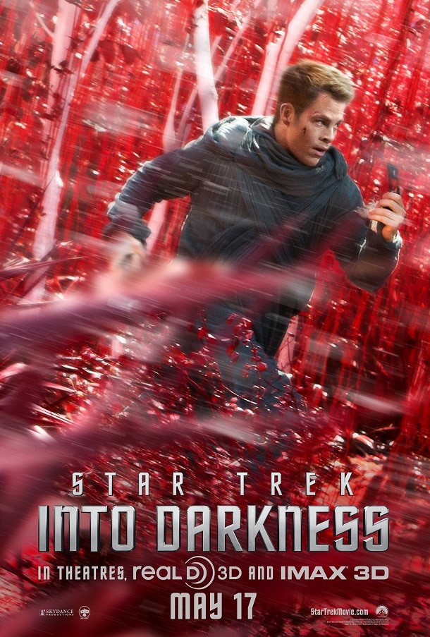 Star Trek Into Darkness Kirk