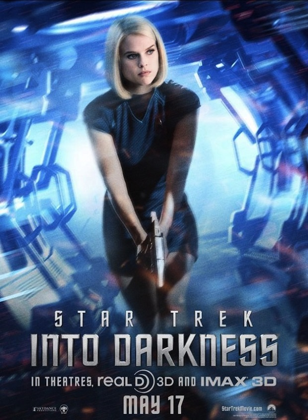 Star Trek Into Darkness Marcus 2