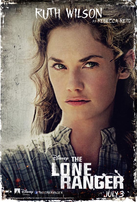 The Lone Ranger Rebecca Reid
