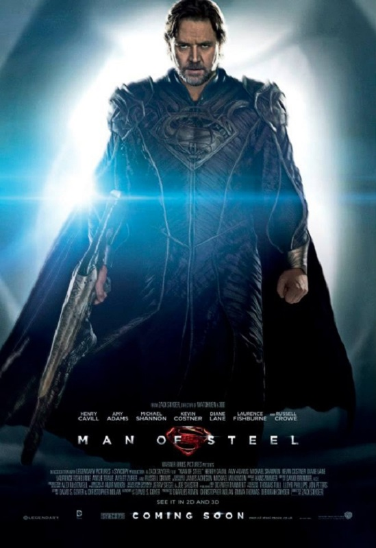 Jor El - Man of Steel