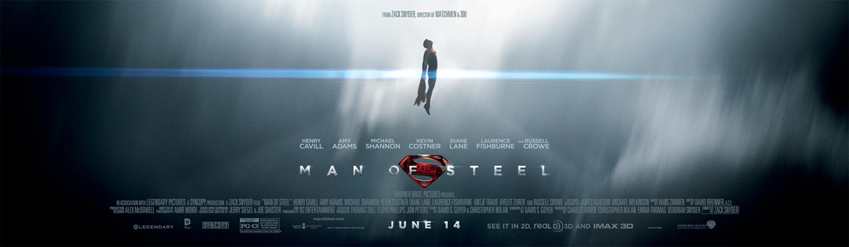 Man of Steel Banner 2