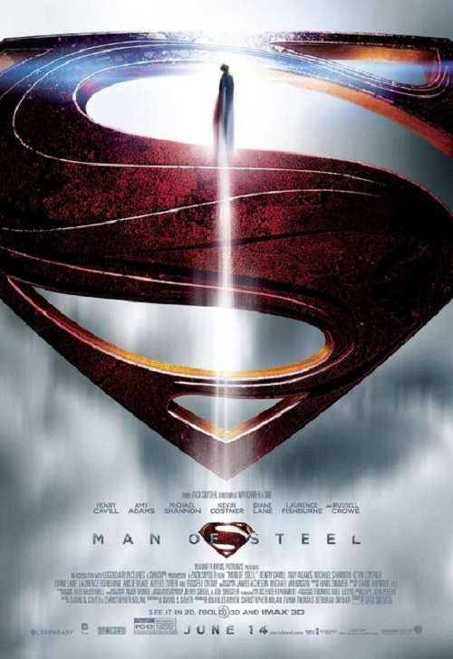 Man of Steel Poster 2