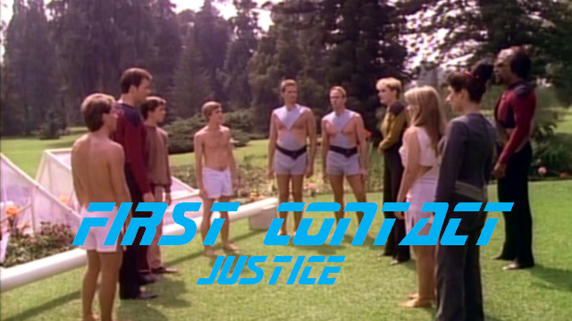First Contact - Justice