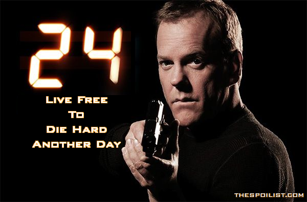24 Live Free or Die Hard Another Day