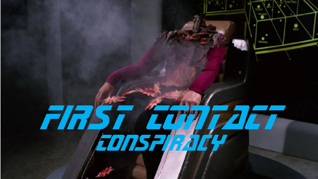 First Contact - Conspiracy