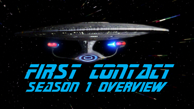 First Contact Season 1 overview