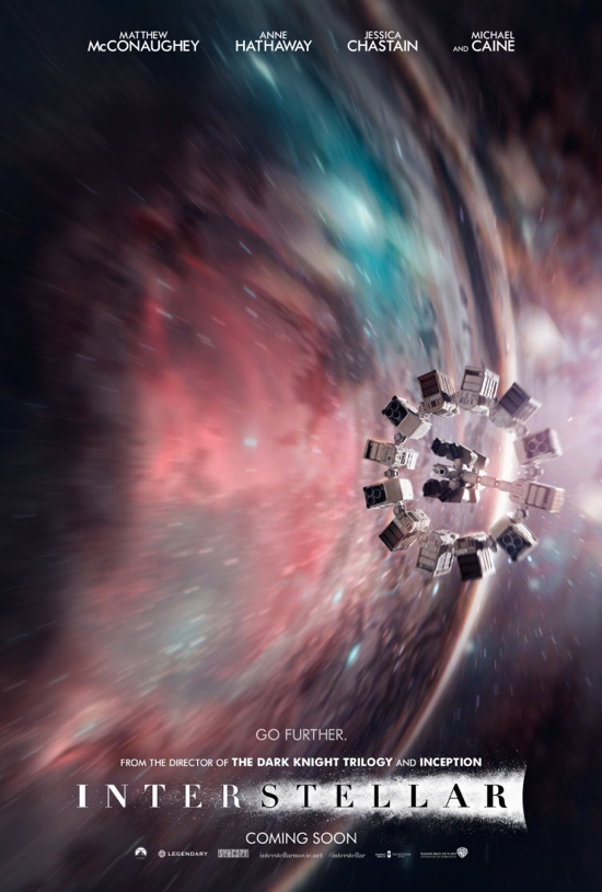 interstellar poster 2