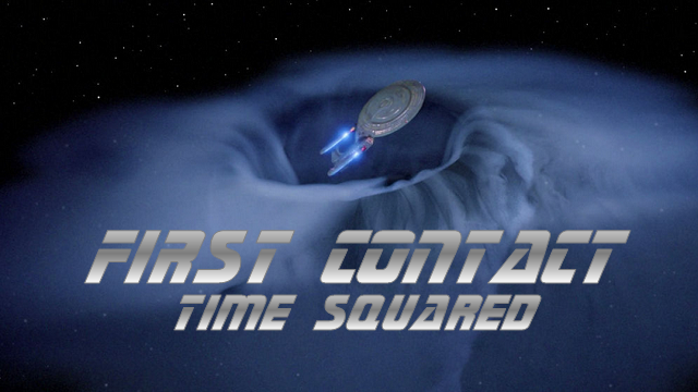 First Contact Time Squared