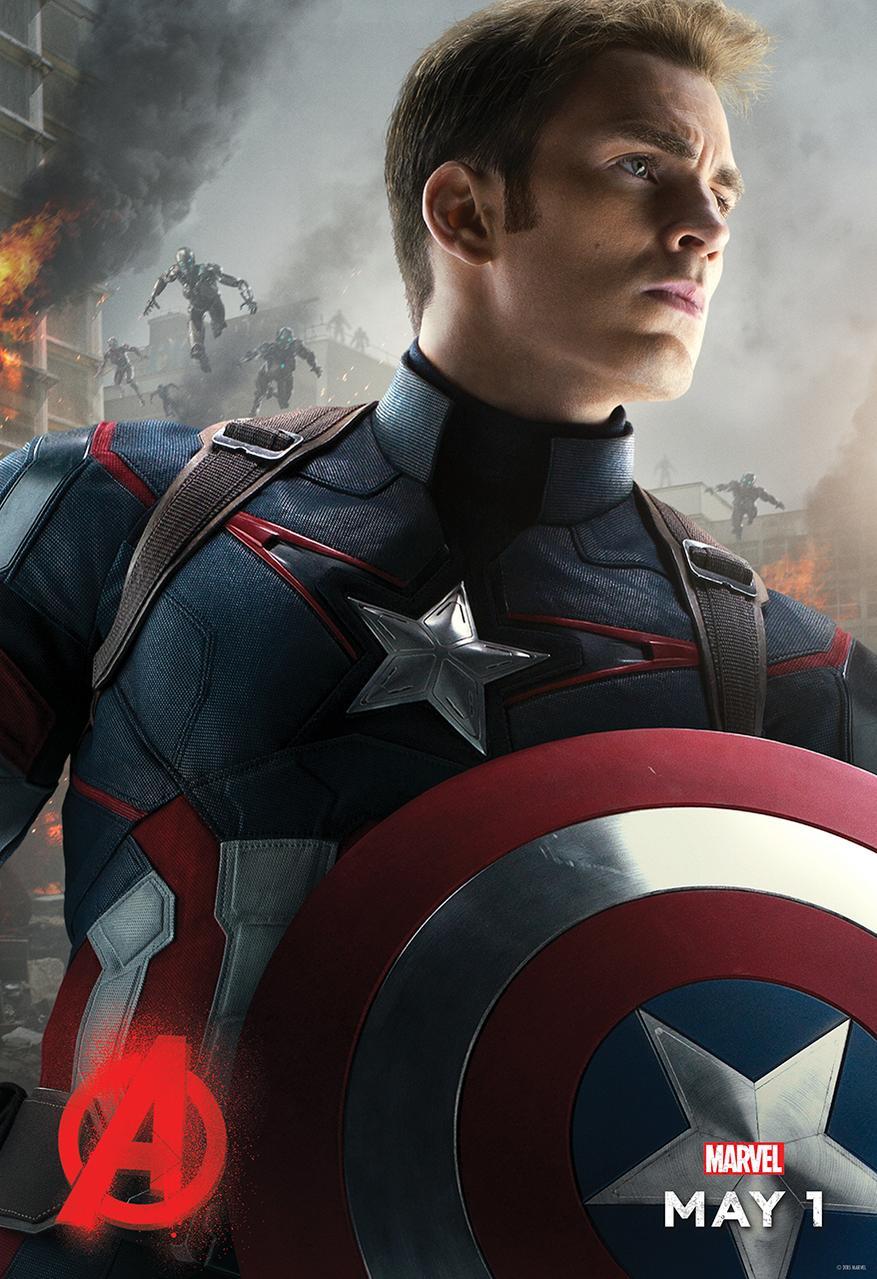 Age of Ultron Captain America