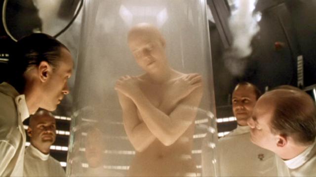 Alien Resurrection Ripley Clone