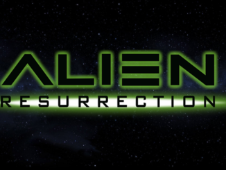 Alien Resurrection logo