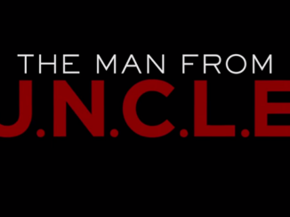 The Man from UNCLE title card
