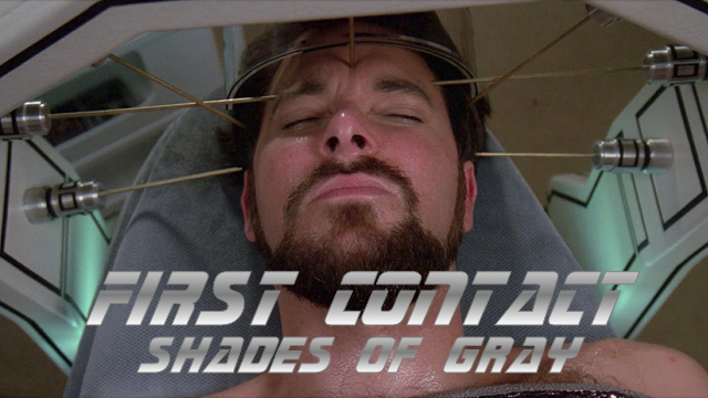 First Contact Shades of Gray