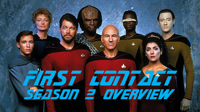 First Contact - Season 2 Overview