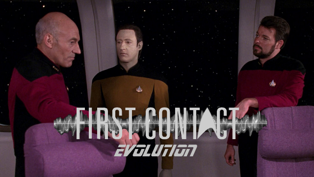 First Contact Evolution