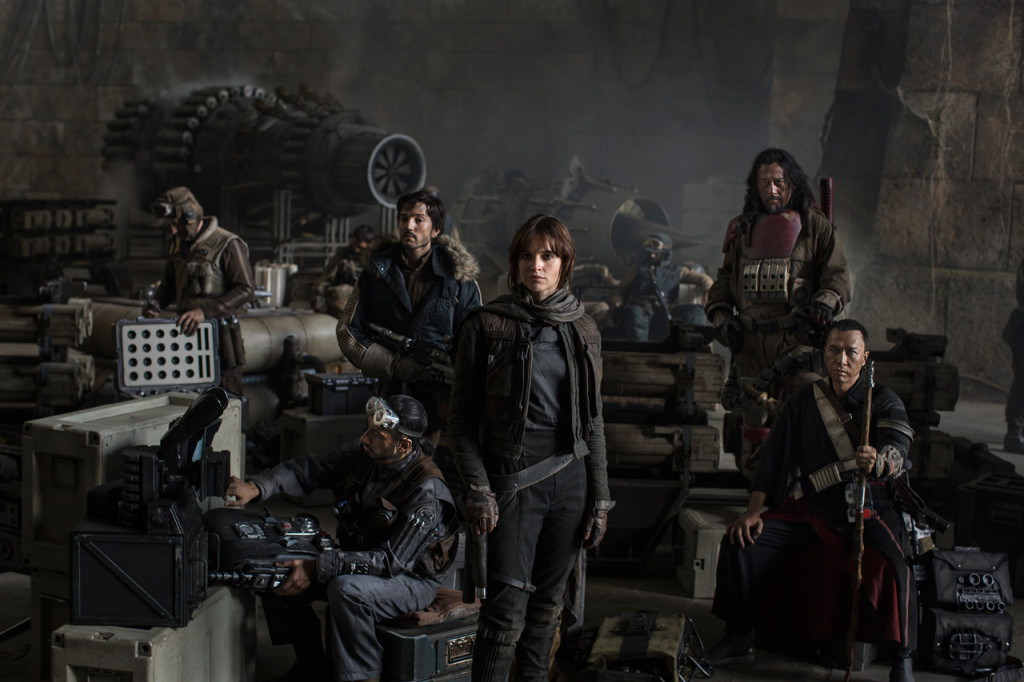 Rogue One Cast