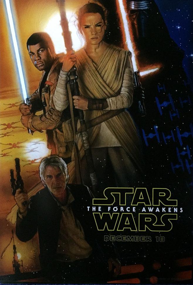 Star Wars The Force Awakens D23
