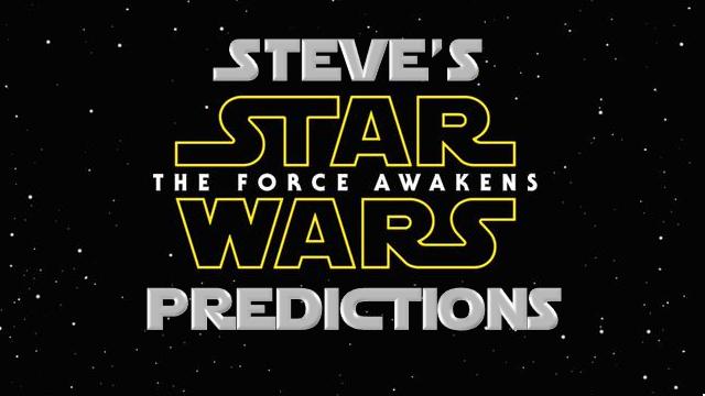 Star Wars predictions